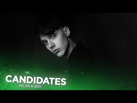 Eurovision 2020 - Candidates (Belarus)