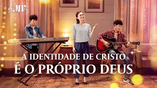"""Música gospel 2020 """"A identidade de Cristo é o Próprio Deus"""""""