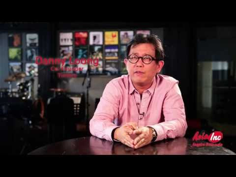 Asia Inc: Up Close with Asian Entrepreneur Danny Loong