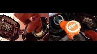 «Газпром нефть» заправит Nissan топливом G-Drive