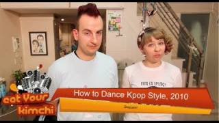 How to Dance K pop Style 2010