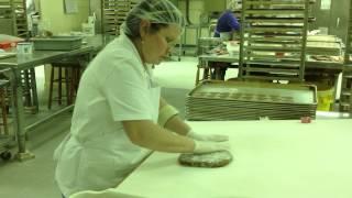 Hand Made Moravian Ginger Crisp Cookies