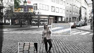 Прогулка в солнечный день, бюджет на рестораны, долгий светафор | Olinka