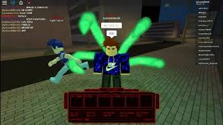 ROBLOX RO GHOUL HITTING IOO PART 2