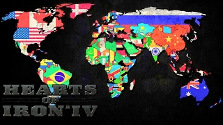Hearts Of Iron IV Top Releasable Nations In Millineum Dawn
