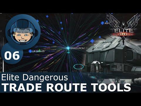 TRADE ROUTE TOOLS: Elite Dangerous (Part 6)