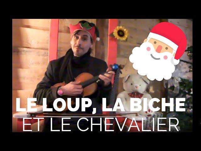 Duos Pour un Violon - Le Loup, la Biche et le Chevalier (Une Chanson Douce) Henri Salvador