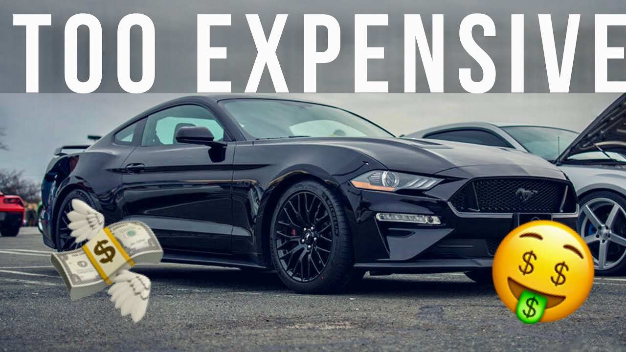 Mustang gt vs ecoboost insurance how much of a difference is it really
