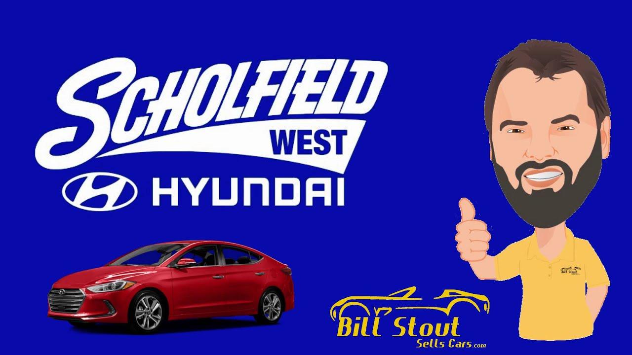 Scholfield Hyundai West >> 2017 Hyundai Elantra Apple Car Play Bill Stout At Scholfield Hyundai West In Wichita Kansas