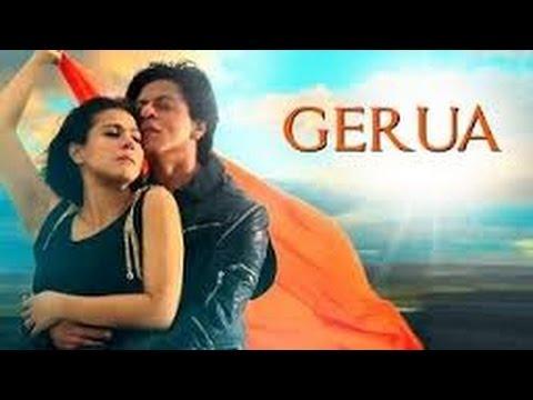 Gerua   Shah Rukh Khan   Kajol   Dilwale   Pritam   SRK Kajol Official New Song Video 2015