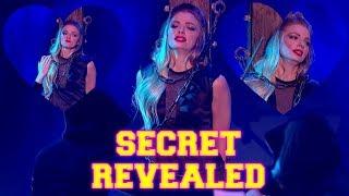 MAGIC SECRET REVEALED - JOSEPHINE LEE'S STEPS OUT THE SHADOWS AT BRITAIN'S GOT TALENT 2017