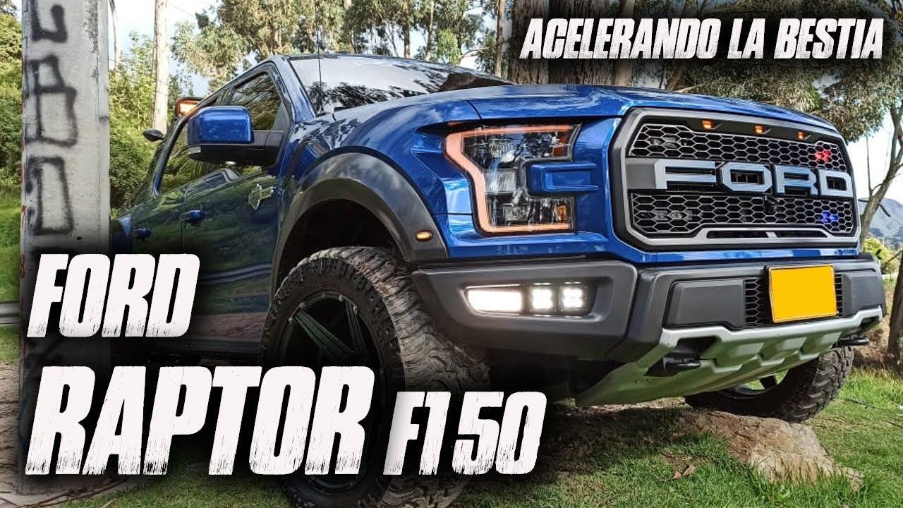ACELERANDO FORD RAPTOR F150  | FULL CARS