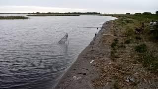Рыбалка на фидер с берега на оз Сугояк 2