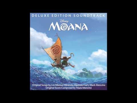 Disney's Moana - 40 - The Return To Voyaging (Score)
