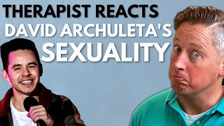 Therapist Reacts To... David Archuleta | Mended Light