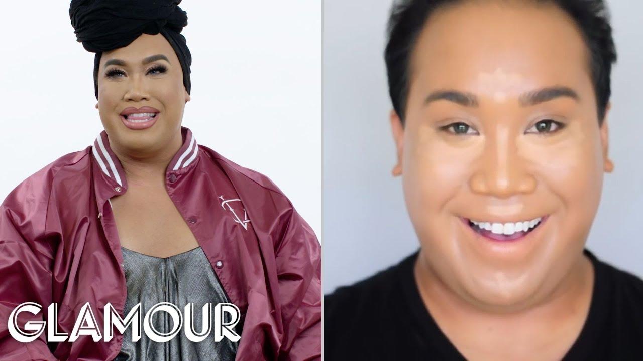 PatrickStarrr Watches His First YouTube Videos | Glamour
