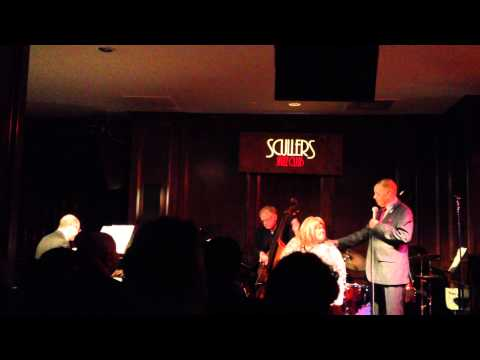 You are so beautiful (Ernie Andrews & Rebecca Parris @ Scullers Jazz Club)