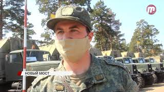 36 армия снова установила переправу между селами в Джидинском районе