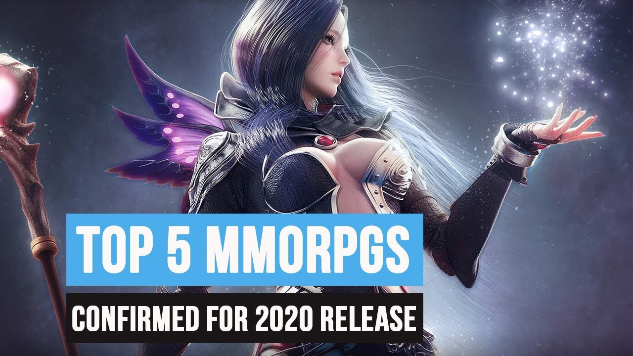 Top Pc Mmorpgs Christmas 2020 TOP 5 CONFIRMED MMORPGs Coming in 2020   YouTube