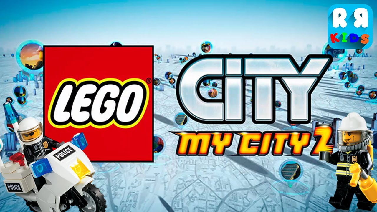 lego city my city 2 by lego systems inc ios android gameplay video youtube. Black Bedroom Furniture Sets. Home Design Ideas