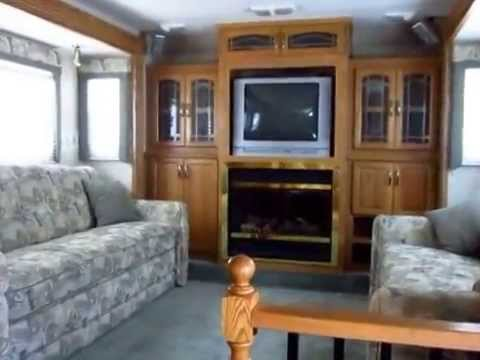 2005 Fleetwood Wilderness Ax6 365flts Front Living Used Fifth Wheel In Coldwater