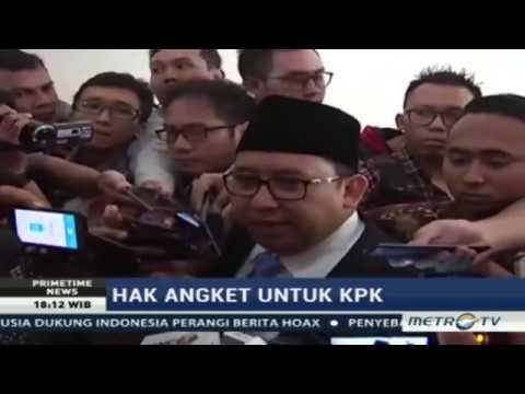 Primetime News - Polemik Hak Angket DPR Atas KPK