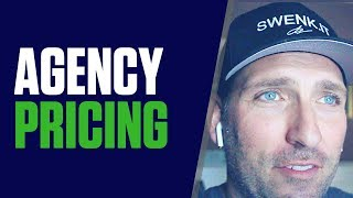 HOW TO PRICE DESIGN AND DIGITAL AGENCY SERVICES | SwenkToday #63