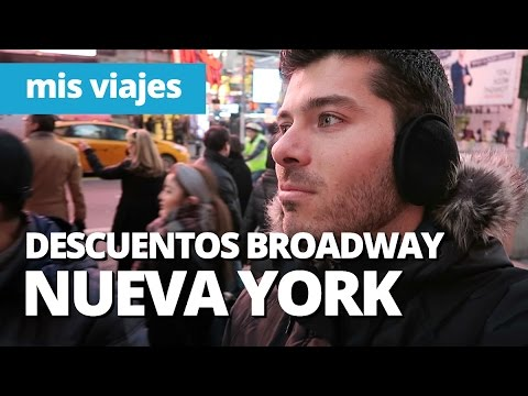 TICKETS BARATOS PARA BROADWAY | Nueva York