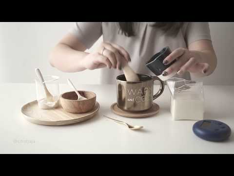 'Homemade' Es Kopi Susu