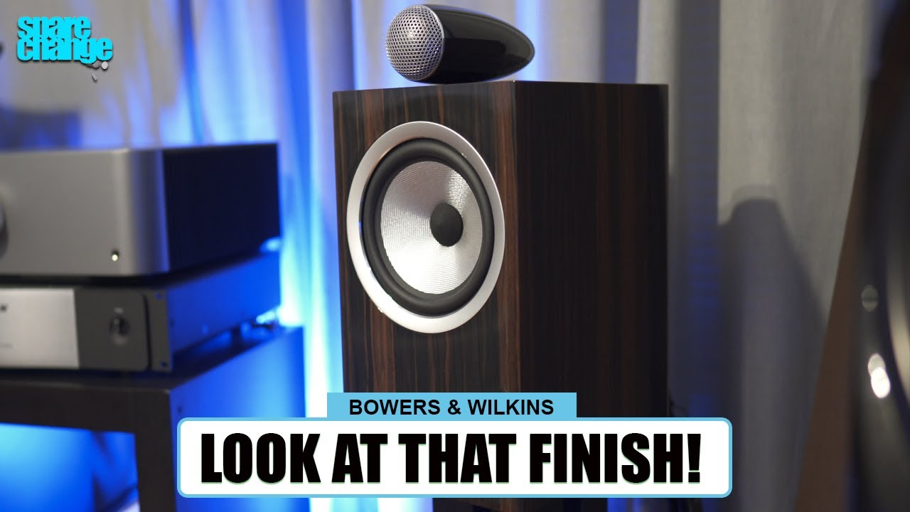 So Pretty Bowers Wilkins 705 Signature Speakers Youtube