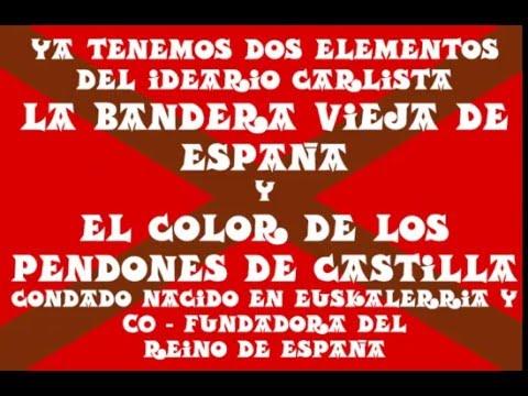 origen y significado de la bandera de espana