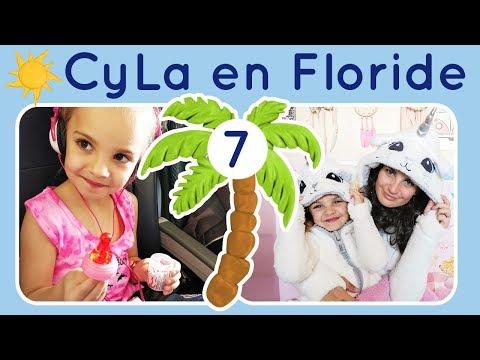 [DAILY VLOGS CYLA EN FLORIDE] FIN DES VACANCES 🛬