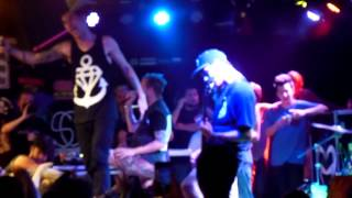 ISSUES- Hooligans Live at Chain Reaction (Hooliganfest) 6-25-2013