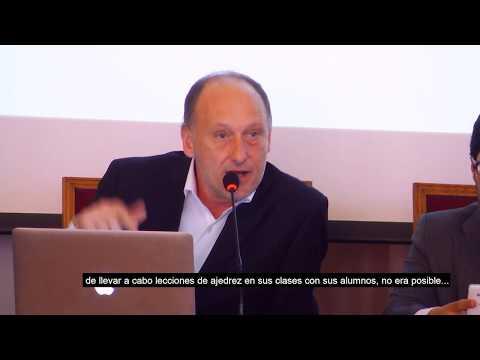 Proyecto Erasmus + Castle Project : Conferencia Ajedrez Educativo Madrid 2017