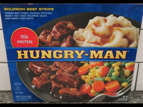 hungry-man:-bourbon-beef-strips-review