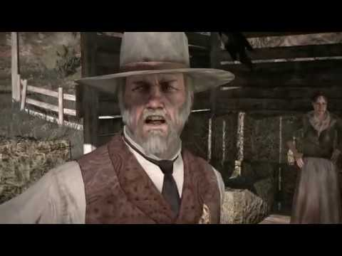 All Red Dead Redemption Trailers (Compilation)
