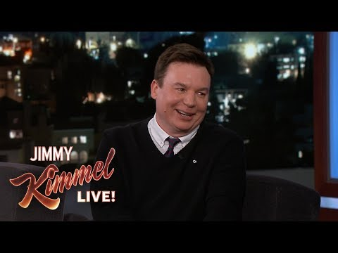 Mike Myers Seduced by Matthew McConaughey?
