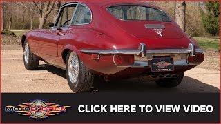 1971 Jaguar E-Type V12 2+2 (SOLD)