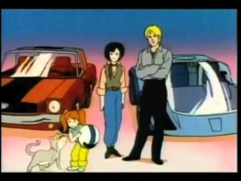 Cartoon 80s Intro