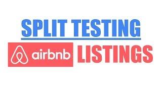 Gambar cover Split Testing Airbnb Listings