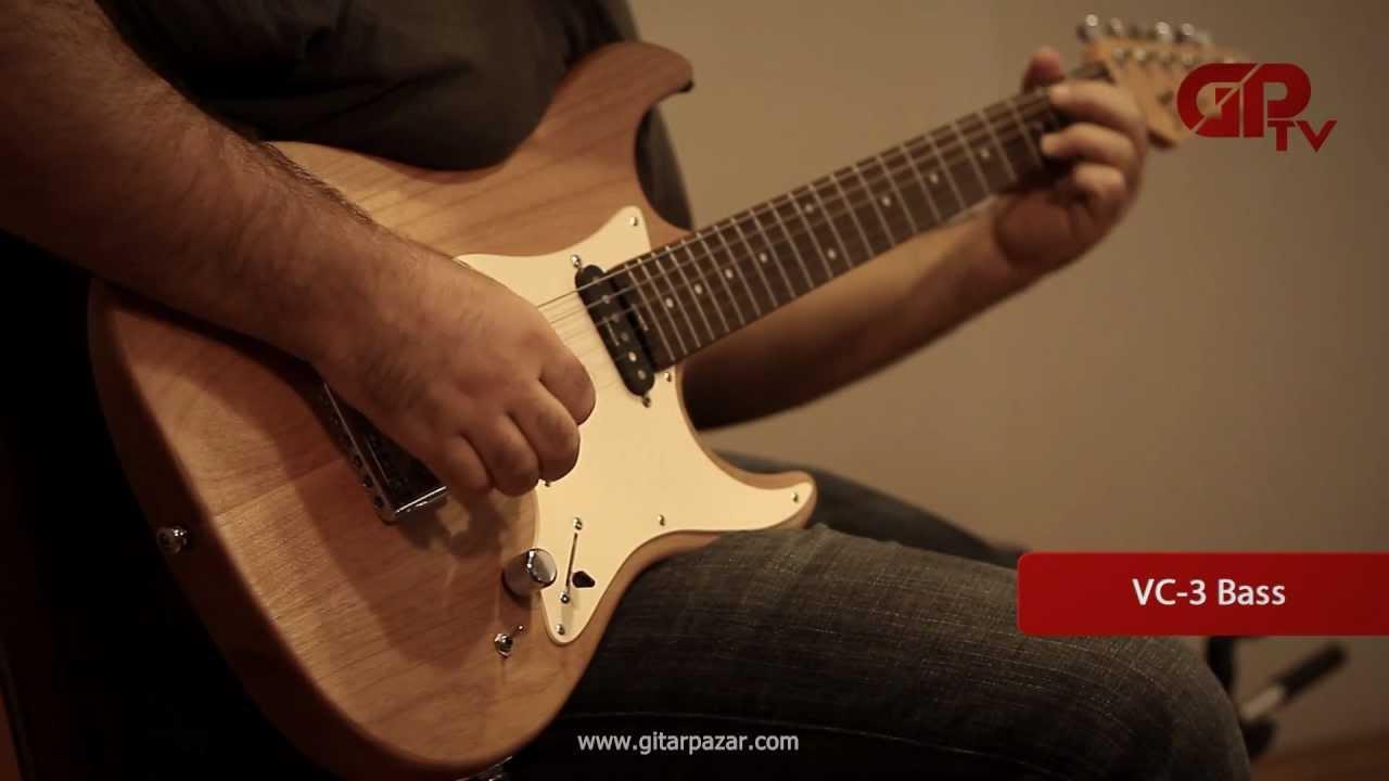 Blade California Climax Rosewood Elektrik Gitar Natural Oil - YouTube