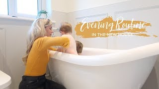 EVENING ROUTINE IN THE NEW HOUSE | AFTER SCHOOL ROUTINE |  KATE MURNANE ad
