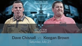 Dave Chisnall vs Keegan Brown | BetVictor World Matchplay Preview Show | Darts 🎯