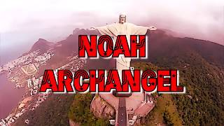NOAH ARCHANGEL - OLD GODS AND THE NEW - THE MASCHINE WARS SONGS OF SOLOMON - THE BAND OF THE HAWK