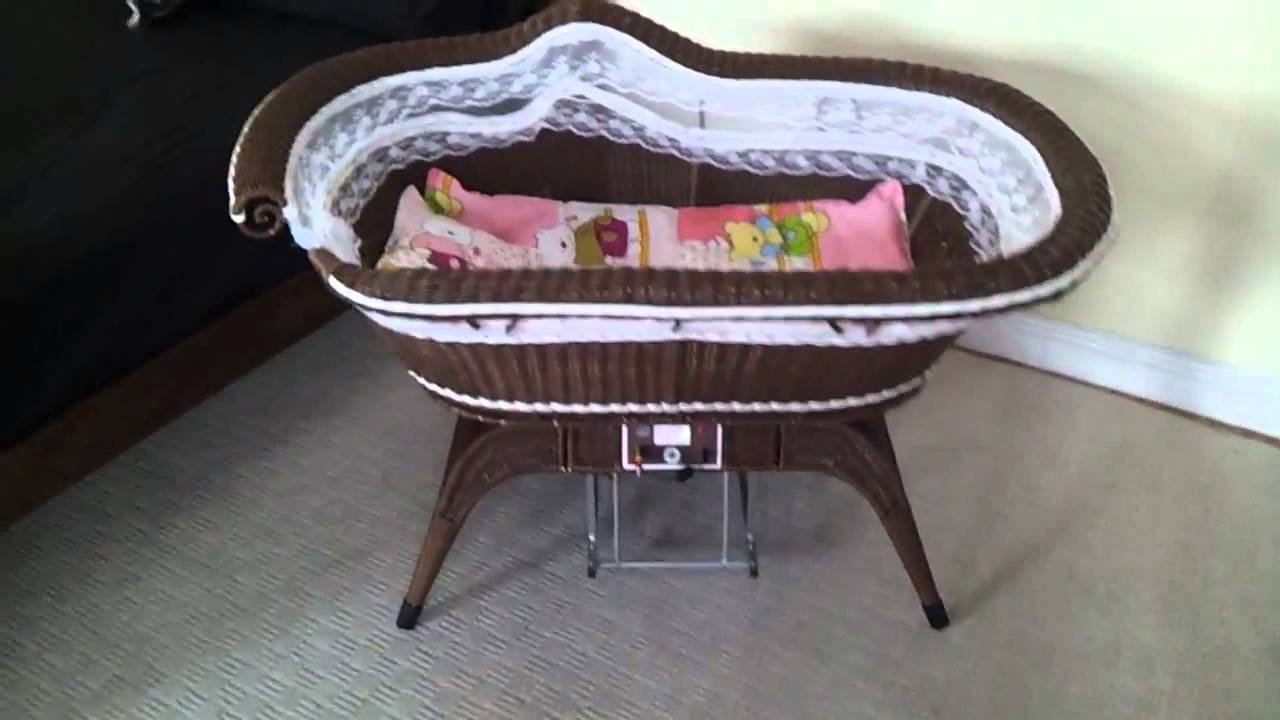 baby cradle automatic swing from baby appliance shop youtube