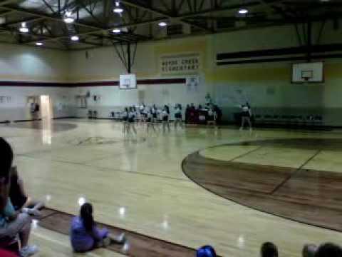 Boyds Creek Elementary school Cheer leaders