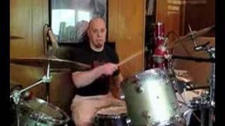 Drum Lesson:  The Basic Rock Drum Beat