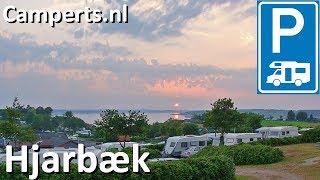 Hjarbæk Fjord Camping, Løgstrup, Midtjylland, Denemarken (English subtitled)