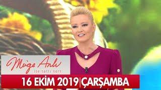 Müge Anlı ile Tatlı Sert 16 Ekim 2019 - Tek Parça