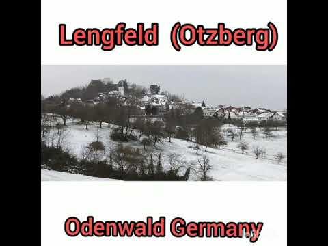 Lengfeld (Otzberg)หมู่บ้านบนเขาทะเลหมอก#Lifestyle by